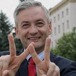 Biedroń: Chcemy uczestniczyć w budowaniu koalicji do Senatu