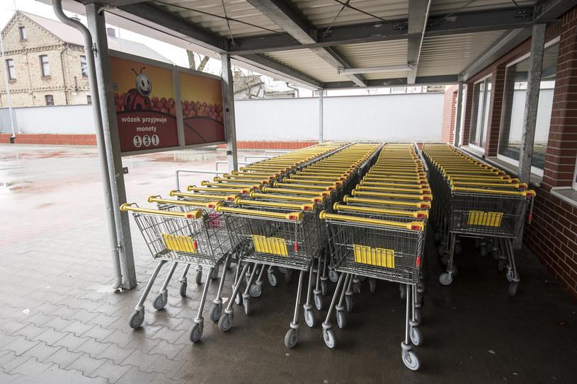 Biedronka obniża ceny 100 podstawowych produktów /Michał Kość /Agencja FORUM