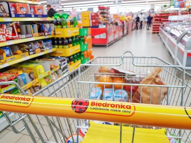 Biedronka stała się ulubionym sklepem Polaków? /©123RF/PICSEL