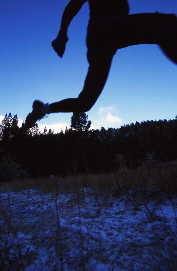 bieganie wieczorem /© Photogenica