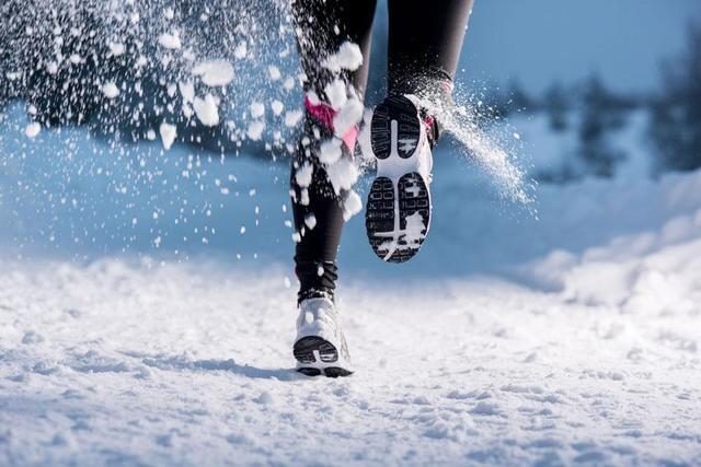 bieganie zimą /© Photogenica