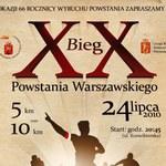 Biegiem uczczą pamięć o Powstaniu Warszawskim