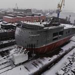 Biegun Północny - rosyjski statek badawczy o oryginalnej konstrukcji
