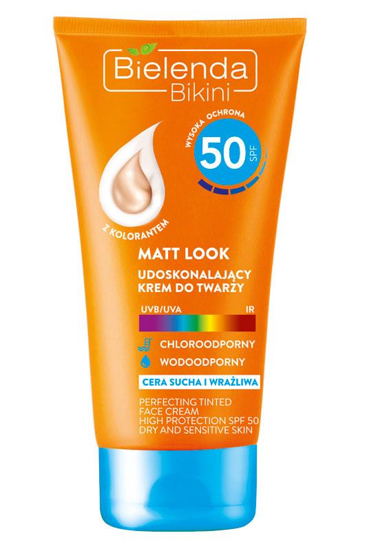 Bielenda Bikini Matt look /materiały prasowe