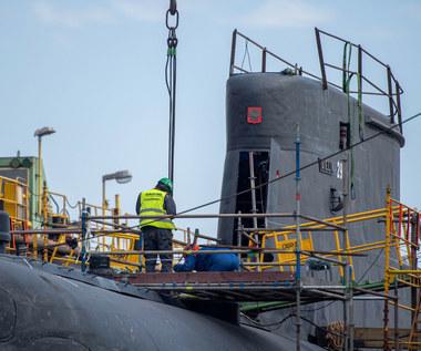 """""""Bielik"""" w stoczni. Demontaż 54-letniego okrętu"""