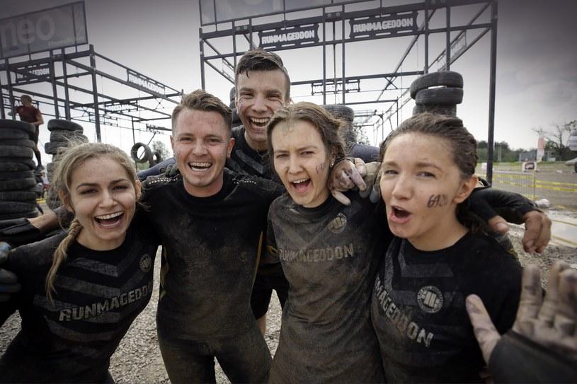 Bieniecki chciałby, aby w tym roku w zawodach z serii Runmageddon wzięło udział 100 tys. osób /materiał partnera