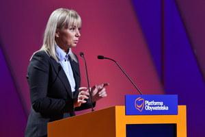 Bieńkowska: Musimy wypracować system, aby sprzedawać nasze patenty