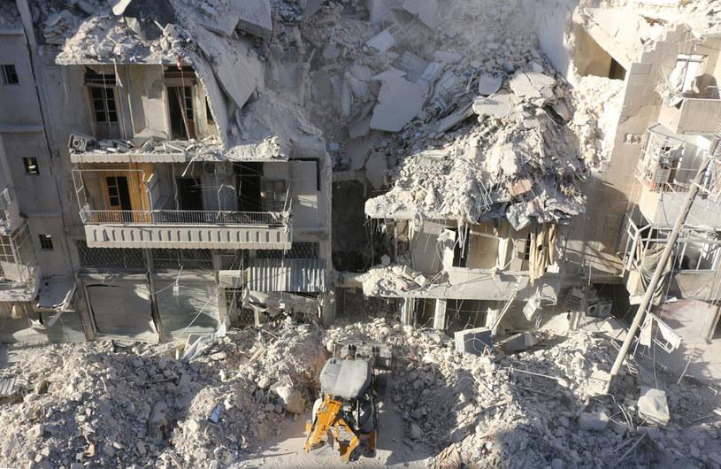 """""""Bierność Zachodu powoduje, że jest współodpowiedzialny za syryjską tragedię"""" /AFP"""