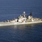 """""""Biespokojnyj"""". Rosyjski kapitan ukradł śruby ze swojego okrętu"""