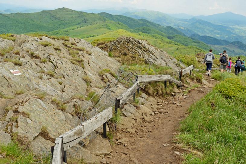 Bieszczadzkie szlaki to doskonałe miejsce dla spragnionych kontaktu z naturą /materiały prasowe