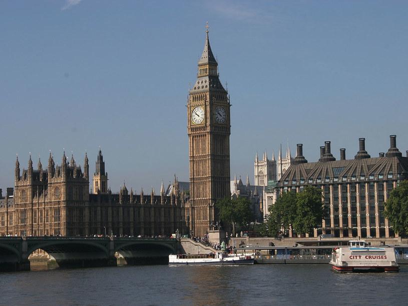 Big Ben to flagowy zabytek Londynu  /Getty Images/Flash Press Media