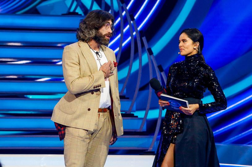 """""""Big Brother 2"""": Kamil Lemieszewski i Gabi Drzewiecka /AKPA"""