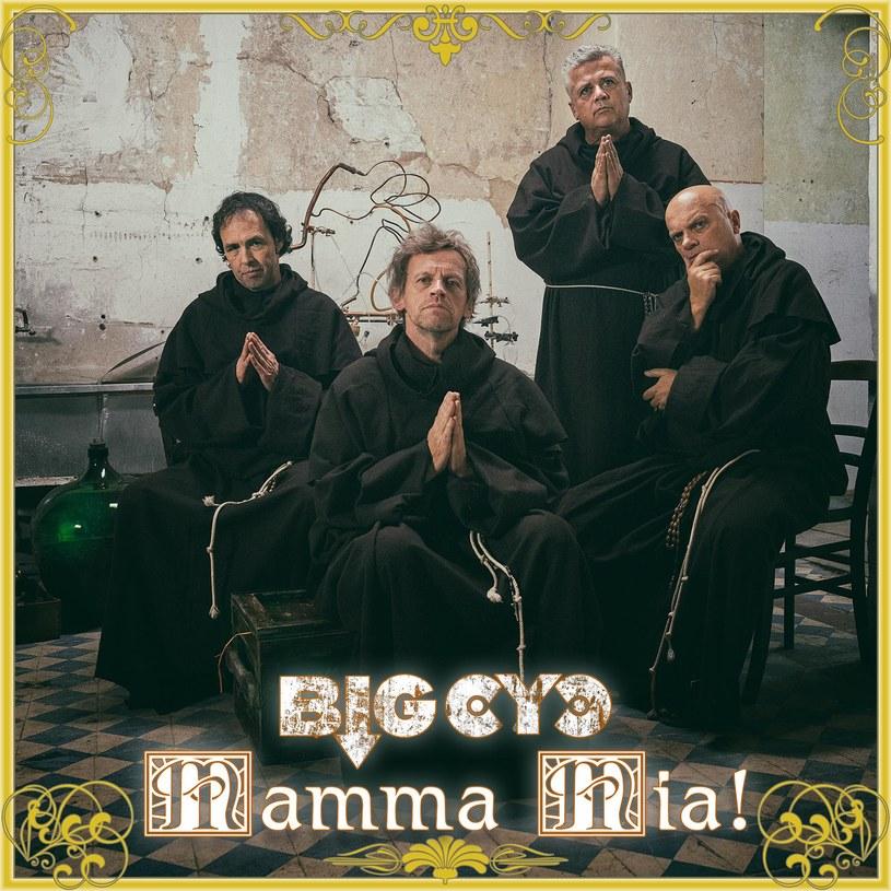 """Big Cyc na okładce singla """"Mamma Mia"""" /materiały prasowe"""