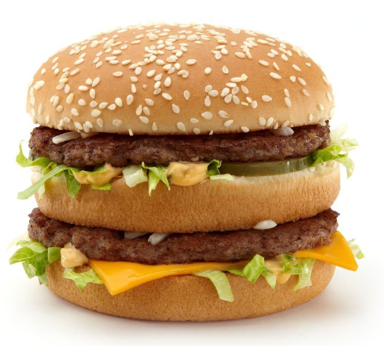Big mac kalorie /© Photogenica