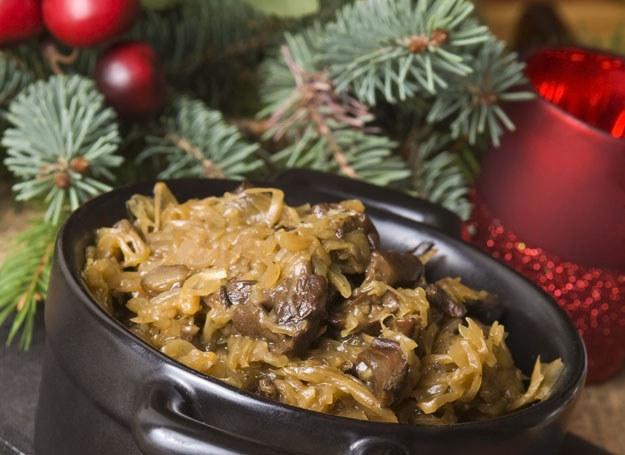 Bigos to wyjątkowe danie, które łączy w sobie wiele smaków /123RF/PICSEL