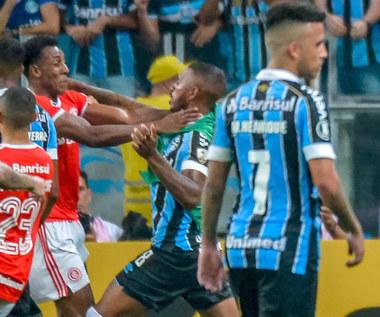 Bijatyka na meczu Copa Libertadores. Sędzia pokazał 8 czerwonych kartek. Wideo