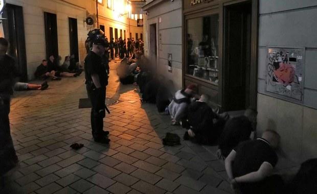 Bijatyka pseudokibiców w Bratysławie. Trzech Polaków skazanych