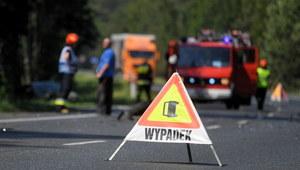Bilans długiego weekendu: W 419 wypadkach zginęło 25 osób