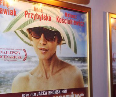"""""""Bilet na Księżyc"""": Ostatnia rola Anny Przybylskiej"""