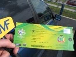 Bilety na mundial często nie docierają do zamawiających /RMF