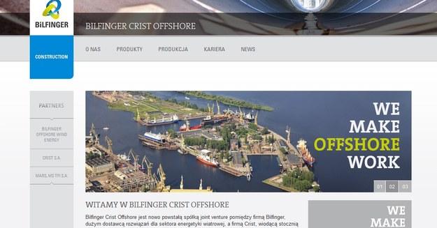 Bilfinger Crist Offshore szuka pracowników /&nbsp