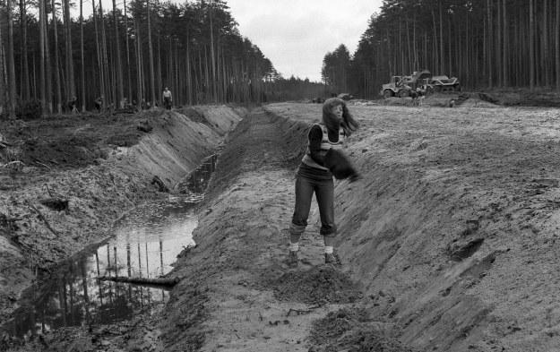 Biłgoraj 1973 r. - obóz OHP, fot. Jacek Miroslaw /INTERIA.PL