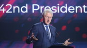 Bill Clinton: Cały świat podziwia Polskę