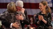 Bill Clinton nie jest biologicznym ojcem swojej córki?!