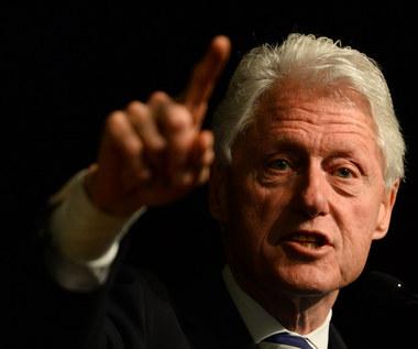Bill Clinton ostro krytykuje Polskę. Reakcje polityków