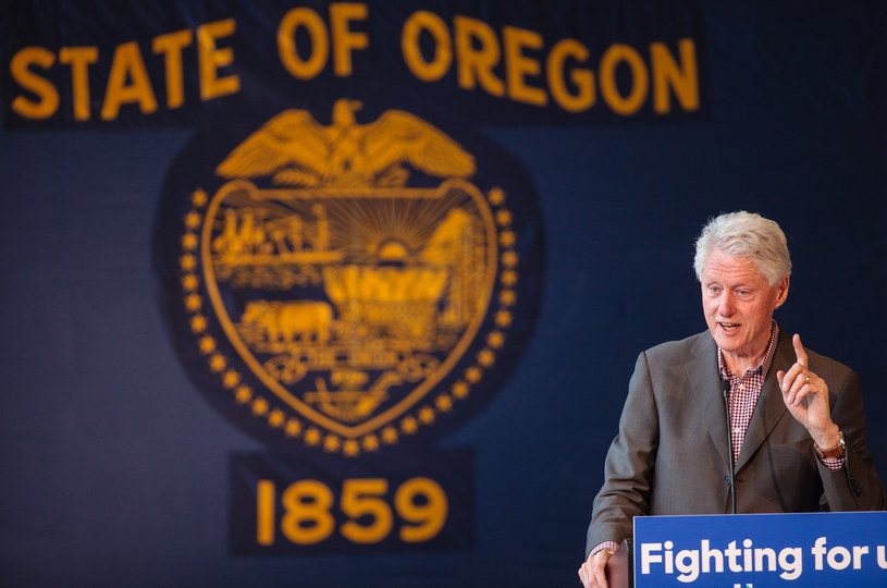 Bill Clinton /AFP