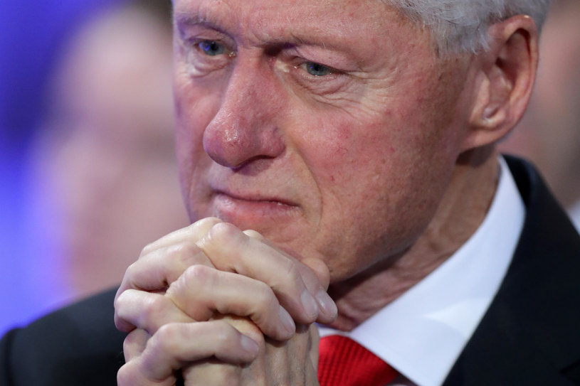 Bill Clinton /AFP