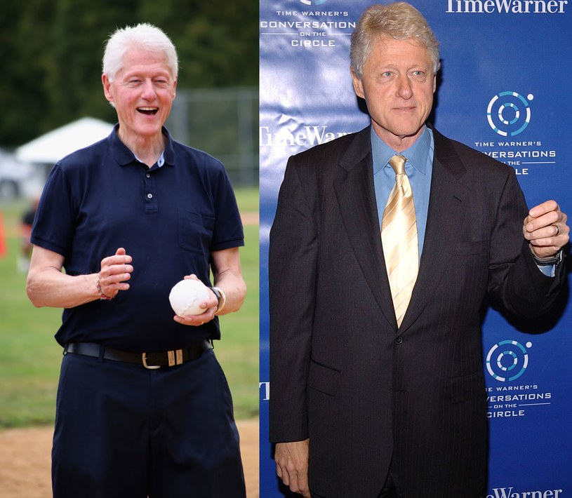 Bill Clinton /Getty Images