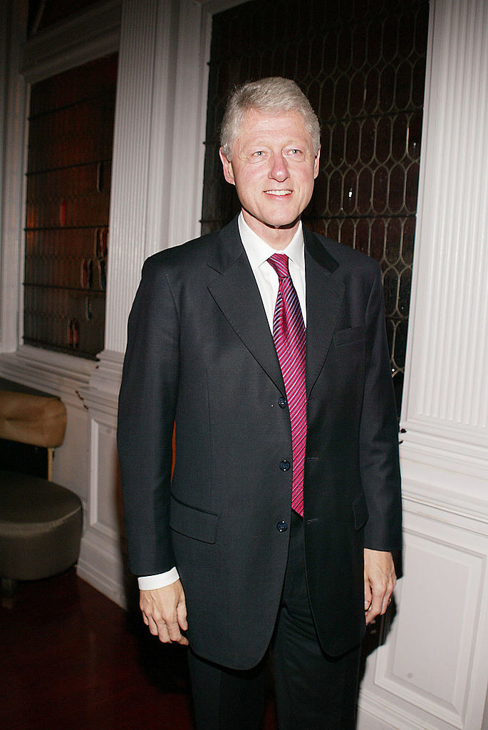 Bill Clinton / Sylvain Gaboury / Contributor /Getty Images