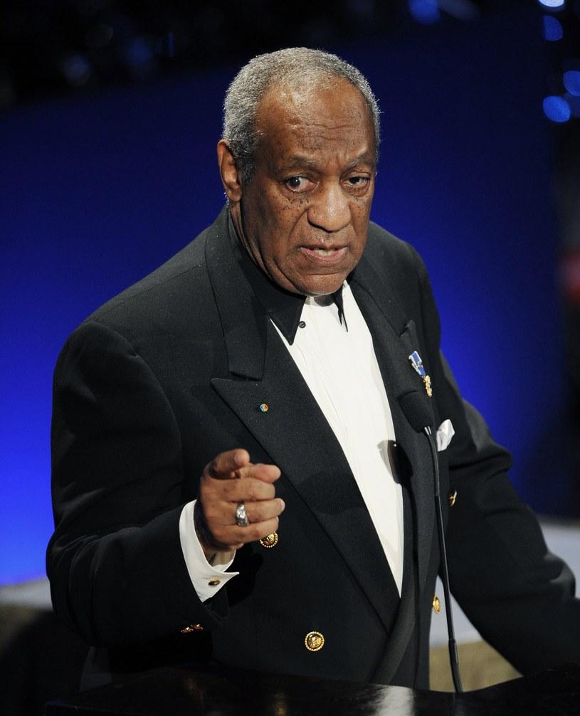 Bill Cosby myślał, że jest nietykalny /AFP