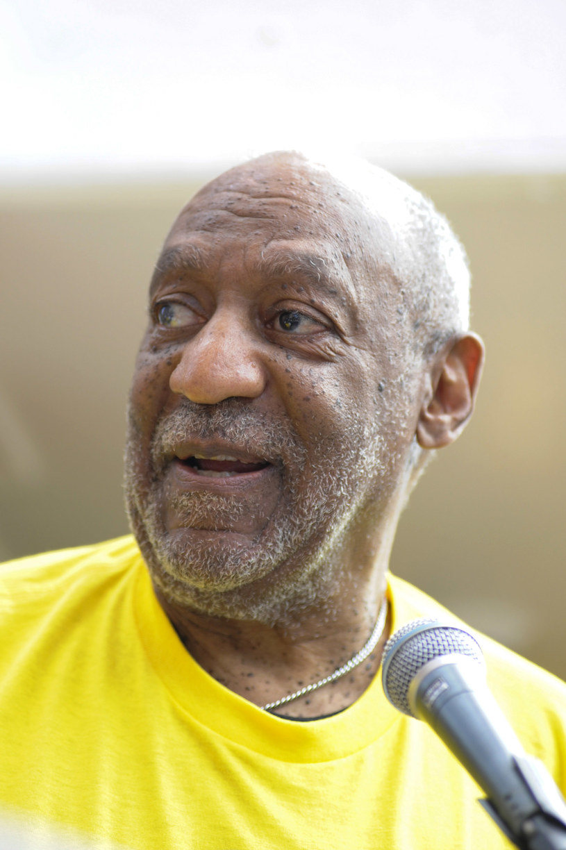 Bill Cosby /- /Getty Images
