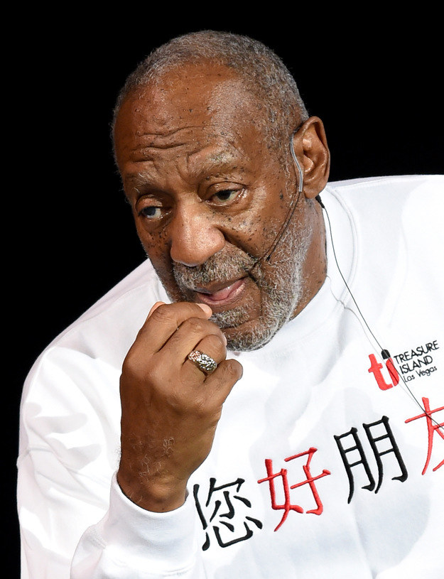 Bill Cosby /Ethan Miller /Getty Images