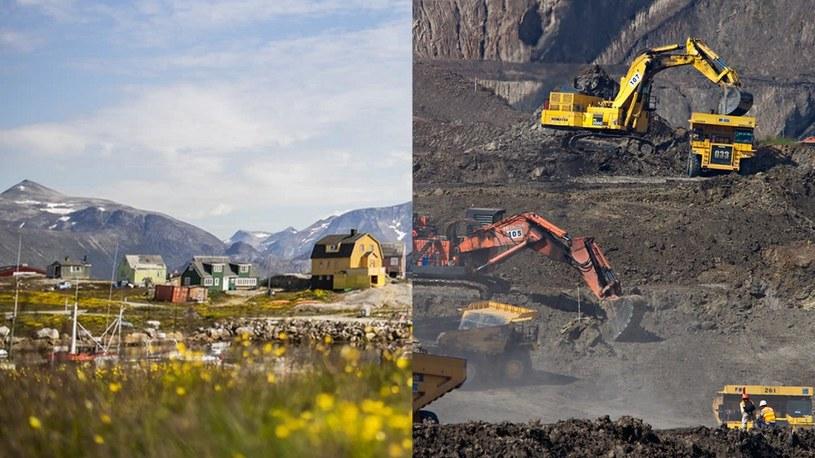 Bill Gates i Jeff Bezos chcą zmienić zieloną Grenlandię w wielką kopalnię /Geekweek