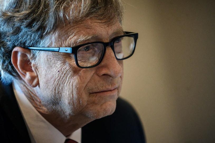 Bill Gates inwestuje w nowy reaktor jądrowy /AFP