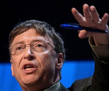 Bill Gates obiecuje 750 mln dolarów na walkę z AIDS