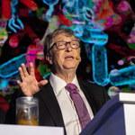 Bill Gates odpowiada zwolennikom teorii spiskowych