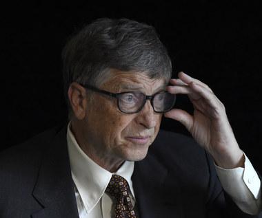 Bill Gates ostrzega przed sztuczną inteligencją
