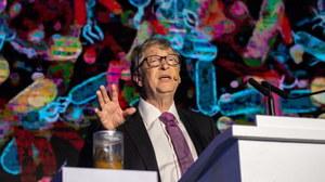 Bill Gates po raz kolejny szczerze o szczepionce przeciw koronawirusowi