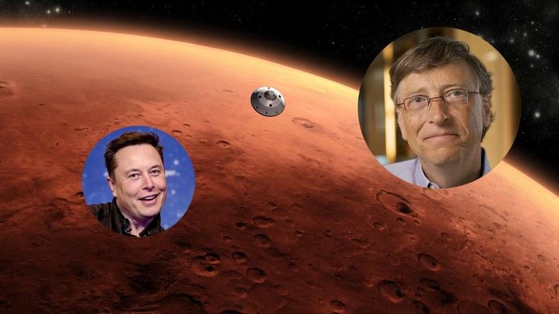 Bill Gates: Skupmy się na ekologii, a nie traćmy czasu na lot na Marsa i kolonizację /Geekweek