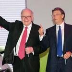 Bill Gates - Warren Buffet odchodzi z zarządu fundacji Gatesów