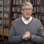 Bill Gates wie, kiedy w bogatych krajach skończy się pandemia