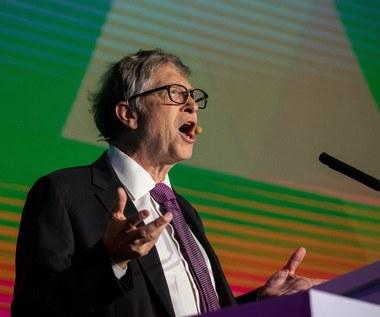 Bill Gates: Zamiast lecieć na Marsa, kupmy trochę szczepionek