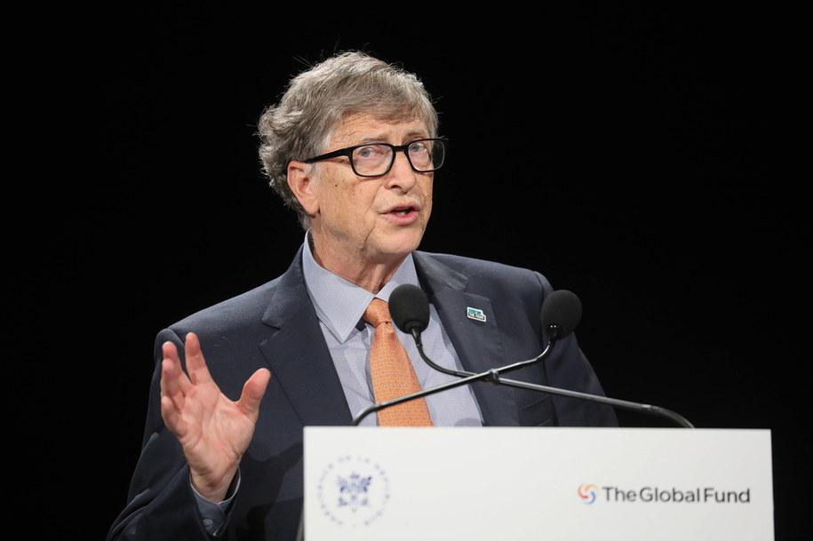 Bill Gates /LUDOVIC MARIN / POOL /PAP/EPA