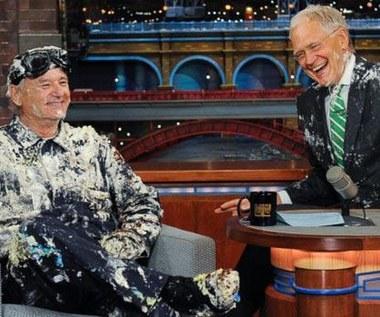 Bill Murray żegna Davida Lettermana