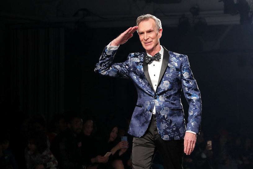 Bill Nye uważa, że ruchy antynaukowe to zagrożenie dla ludzkości /AFP