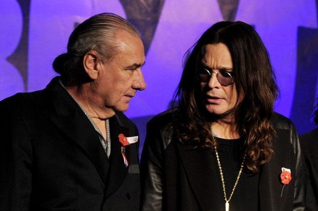 """Bill Ward i Ozzy Osbourne: """"Nie zagrałbyś za zwrot kosztów?"""" fot. Kevin Winter /Getty Images/Flash Press Media"""